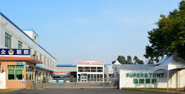 About Superb Tent Co., Ltd