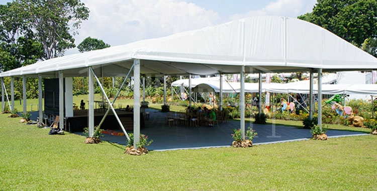 15m Clear span 300 people Arcum events Tent [BS series]