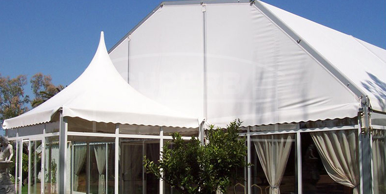 Polygon Structure Tent
