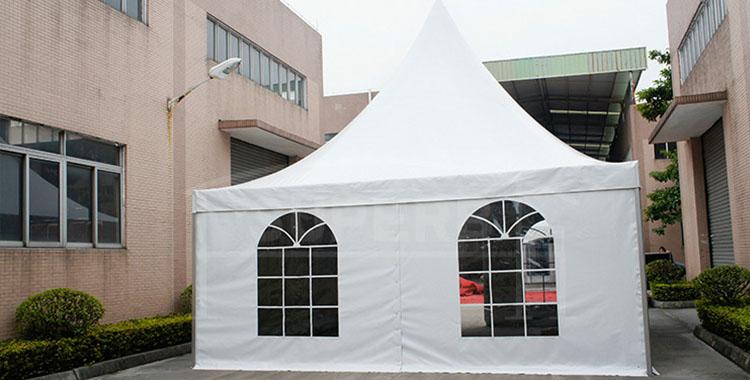 4x4m Small Aluminum Structure Pavilion Gazebo tent [PA series]