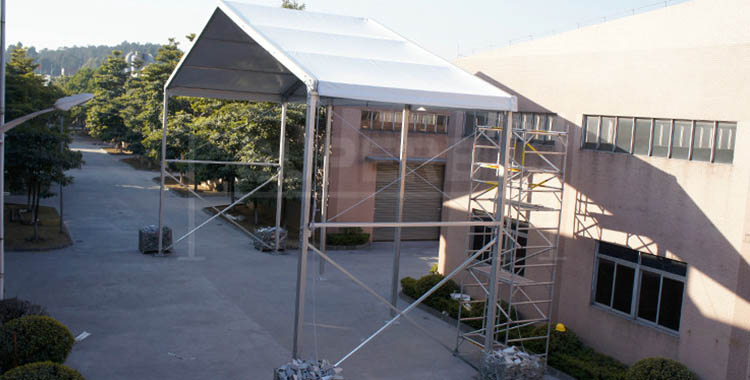 Medium size events tent with 7m side height [BS series]