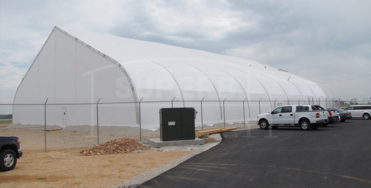 Warehouse tent for military [BS Series]