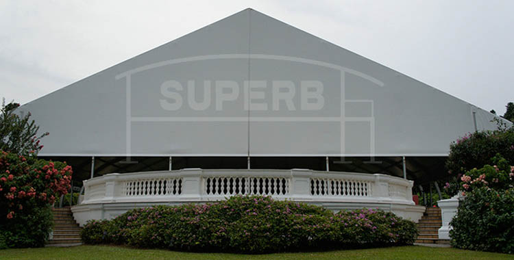 Large party marquee in Singapore palace [XLS series]