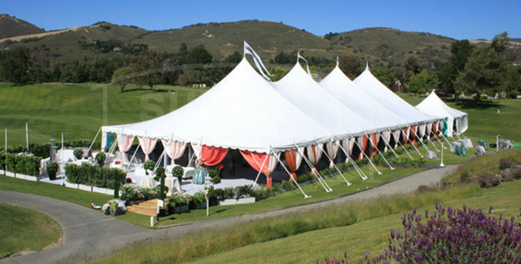 Pole Tent for Wedding Party–SS series