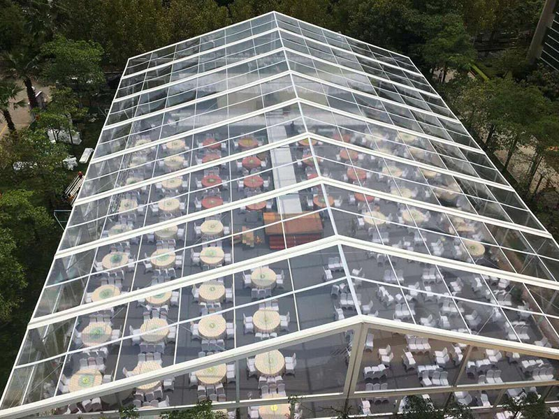 Superb Tent Co., Ltd – 30x40m transparent tent for wedding party
