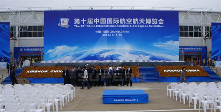 China Airshow 2014