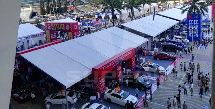 Car Show Exhibition Tents Supplier in China