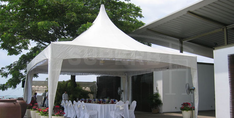 You need some things to consider before choosing a party tent