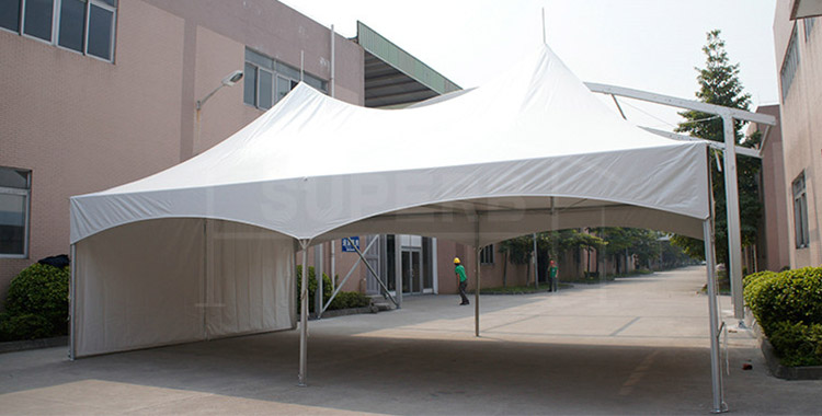 Easy up peak marquee tent 20*30ft(6*9m) for sale in America