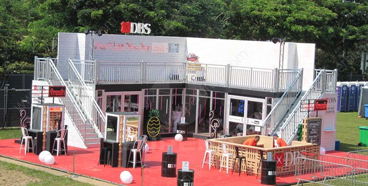 Double Deck Tent In Singapore