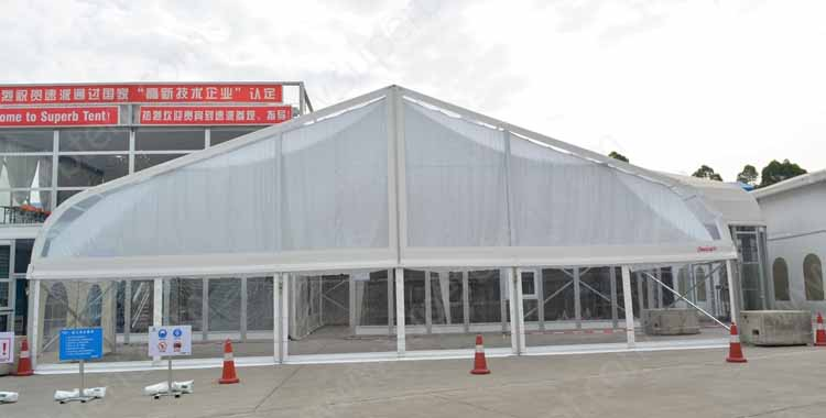 Waterproof 40 Meter Tent Cloth China Price