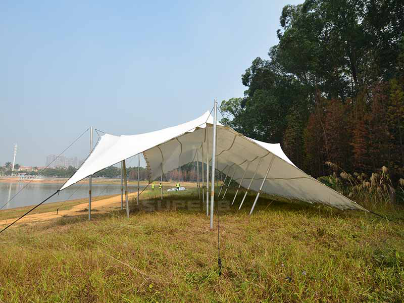 stretch tent china