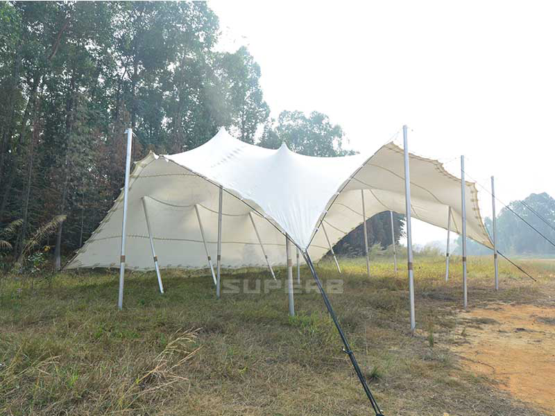 waterproof stretch tent