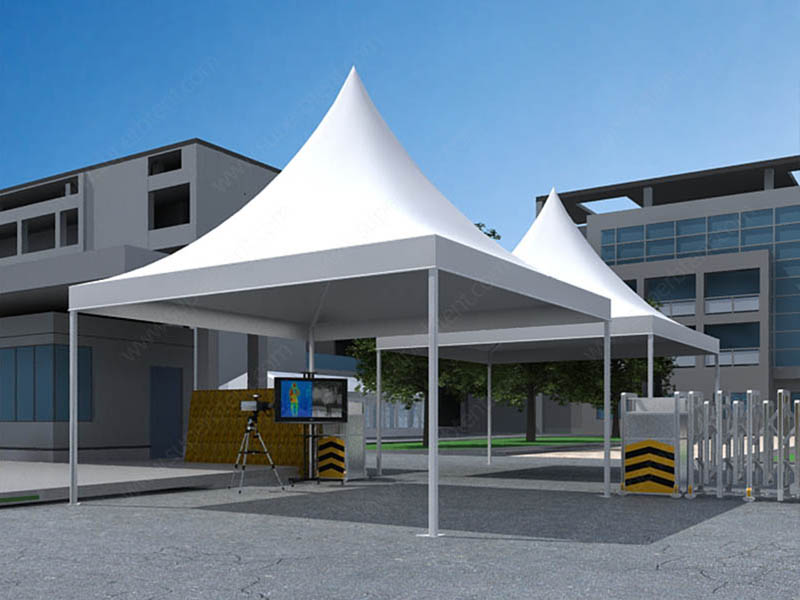 Customed Temporary Isolation Tent