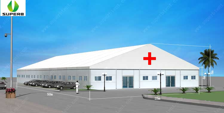 Customed Temporary Isolation Tent/Medical Tent