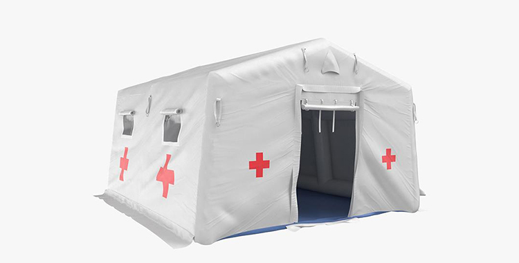 Medical inflatable tent