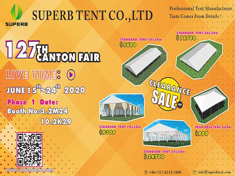 Welcome to 127th Online Canton Fair