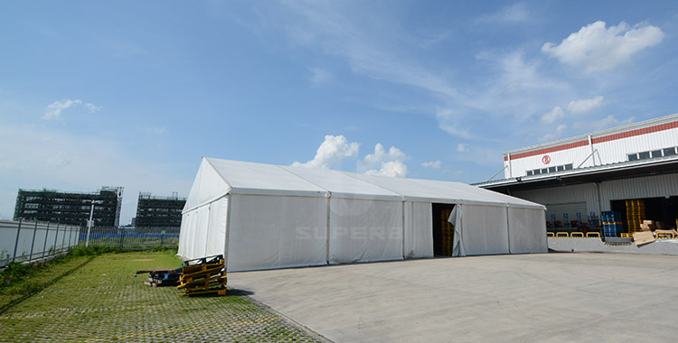 Temporary Warehouse Structures – Warehouse Storage Tents