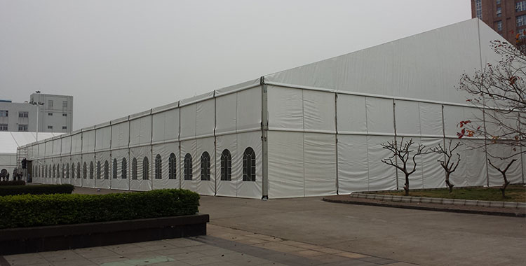Superb Home Appliances Exhibition Tent