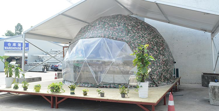 6m dome tent