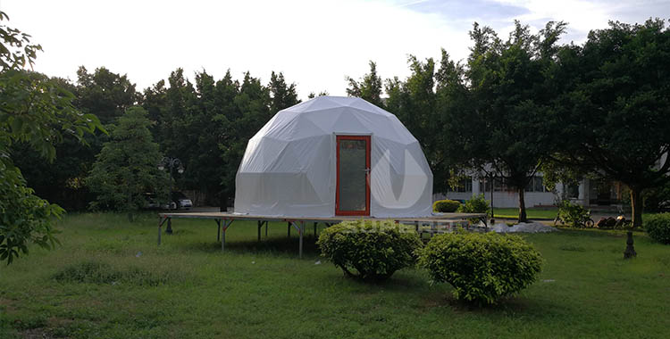 Transparent Geodome Tent – Geodesic Dome Tent for Sale