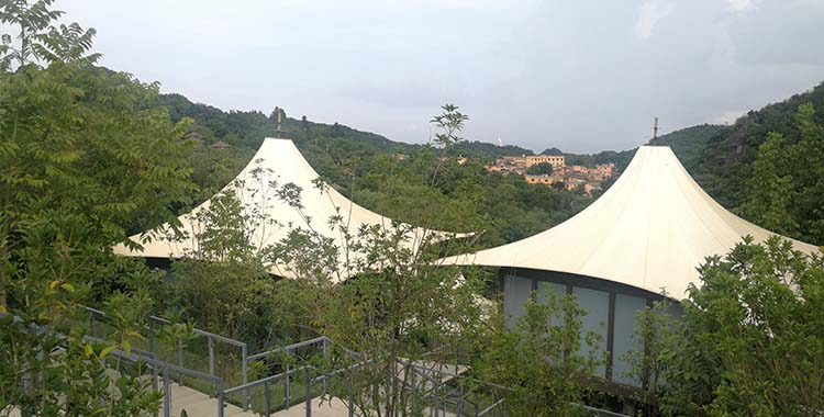 Luxury Hotel Tents, Safari Tents, Eco Tent Structures, Tented Lodges, Glamping Tents